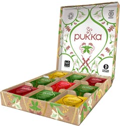 Pukka Active Tea Selection Box 45 Tea Bags