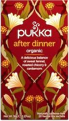 Pukka After Dinner Tea 20 Sachets