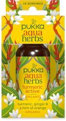 Pukka Aqua Herbs Turmeric, Ginger & Orange 30ml