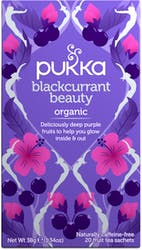 Pukka Blackcurrant Beauty Tea 20 Sachets