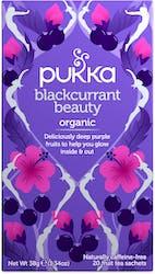 Pukka Blackcurrant Beauty Tea 20 Sachets