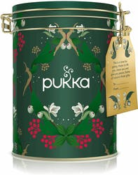 Pukka Christmas Kilner Tea Tin