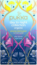 Pukka Day to Night Tea 20 Sachets