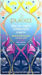 Pukka Day To Night Tea 20 Sachets