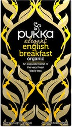 Pukka Elegant English Breakfast Tea 20 Sachets