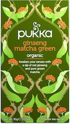 Pukka Ginseng Matcha Green Tea 20 Sachets