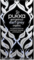 Pukka Gorgeous Earl Grey Tea 20 Sachets