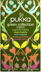 Pukka Green Collection Teas 20 Sachets
