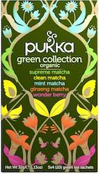 Pukka Green Collection Teas 20 Sachets