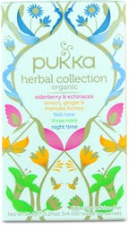 Pukka Herbal Collection Tea 20 Sachets