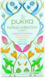 Pukka Herbal Collection Tea 20 Sachets