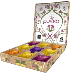 Pukka Immunity Tea Selection Box 45 Tea Bags