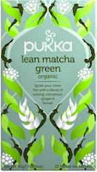 Pukka Lean Matcha Green Tea 20 Sachets