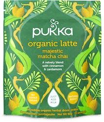 Pukka Majestic Matcha Chai Latte 90g