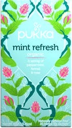 Pukka Mint Refresh Tea 20 Sachets
