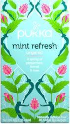 Pukka Mint Refresh Tea 20 Sachets