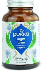 Pukka Night Time 60 Capsules
