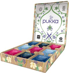 Pukka Relax Tea Selection Box 45 Tea Bags