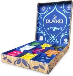 Pukka Tea Selection Box 45 Tea Bags