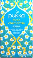 Pukka Three Chamomile Tea 20 Sachets