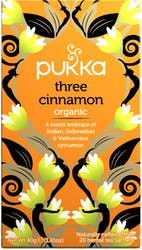 Pukka Three Cinnamon Tea 20 Sachets