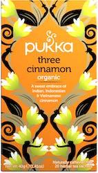 Pukka Three Cinnamon Tea 20 Sachets