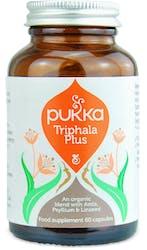 Pukka Triphala Plus 60 Capsules