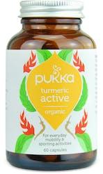 Pukka Turmeric Active 60 Capsules