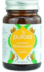 Pukka Turmeric Brainwave 30 Capsules