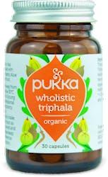 Pukka Wholistic Triphala 30 Capsules
