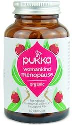 Pukka Womankind Menopause 60 Capsules