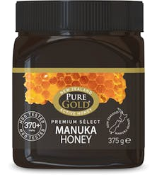 Pure Gold Premium Select Manuka Honey 370 375G