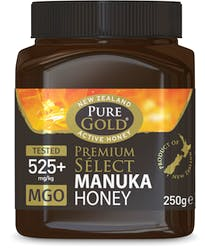 Pure Gold Premium Select Manuka Honey 525 250G