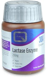 Quest Lactase Enzyme 30 tablets