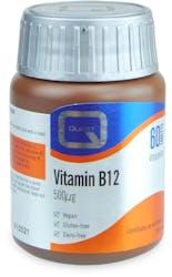 Quest Vitamins Vitamin B12 500mcg 60 Tablets