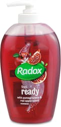 Radox Feel Ready Pomegranate Handwash 250ml