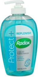 Radox Replenishing Antibacterial Handwash 250ml