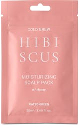 Rated Green Cold Brew Hibiscus Moisturizing Scalp Pack
