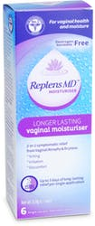 Replens MD Vaginal Moisturiser 6 x 2.5g