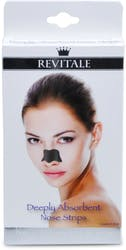 Revitale Absorbent Nose Strips 5 Pcs