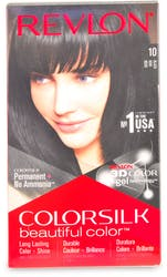 Revlon Colorsilk Permanent Hair Colour Black
