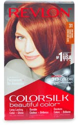 Revlon Colorsilk Permanent Hair Colour Dark Auburn