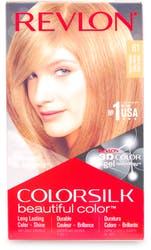 Revlon Colorsilk Permanent Hair Colour Dark Blonde