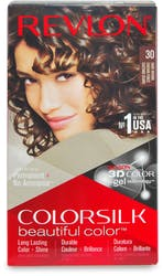 Revlon Colorsilk Permanent Hair Colour Dark Brown