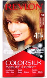 Revlon Colorsilk Permanent Hair Colour Light Ash Brown