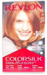 Revlon Colorsilk Permanent Hair Colour Light Brown