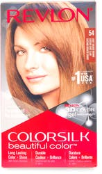 Revlon Colorsilk Permanent Hair Colour Light Golden Brown