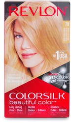 Revlon Colorsilk Permanent Hair Colour Medium Ash Blonde
