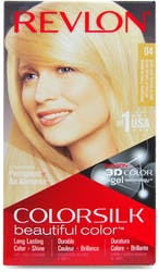 Revlon Colorsilk Permanent Hair Colour Ultra Light Natural Blonde