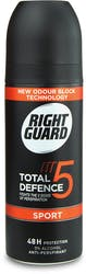 Right Guard Total Defence 5 Sport 48H Protection Antiperspirant 150ml